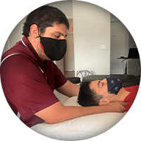 Physical Therapy Cameron County Surge Mobile Physical Therapy Treatment
